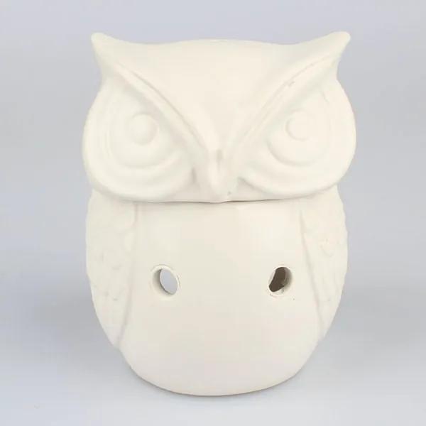 Aromalampa z keramiky Dakls Sova