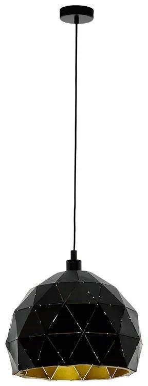 Eglo 97845 ROCCAFORTE Závesné svietidlo E27 1X60W