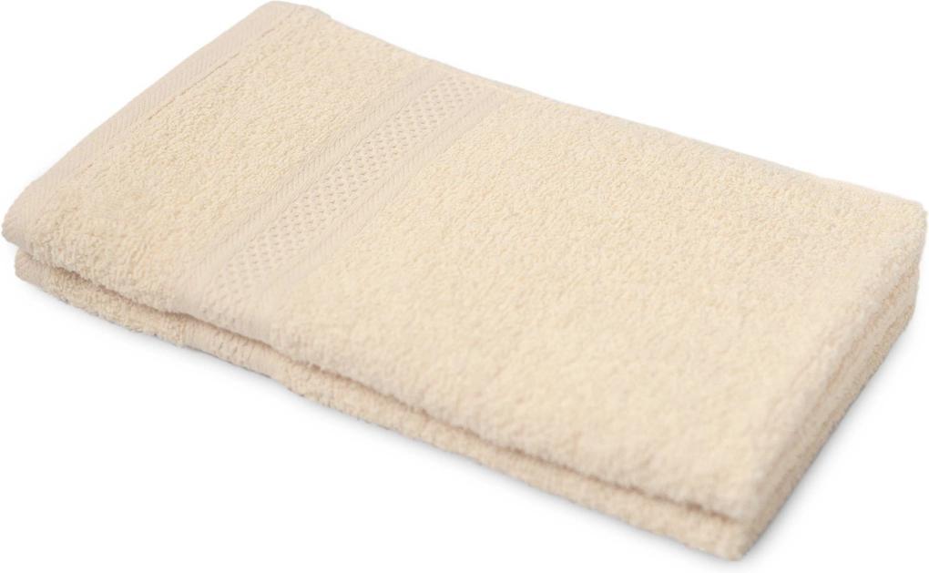 Detský uterák BAMBI krémový 30x50 cm