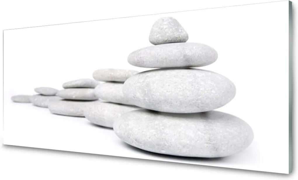 Akrylové obraz Skleněný kameny umění