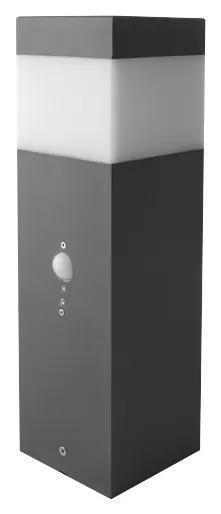 Panlux NZS-E14 - Senzorová lampa pre vonkajšie priestory GARD 1xE14/60W/230V
