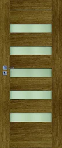 Interiérové dvere Naturel Accra ľavé 80 cm dub ACCRADP80L