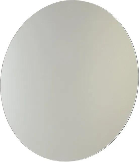 Aqualine 22443 zrkadlo guľaté priemer 50cm, bez uchytenia