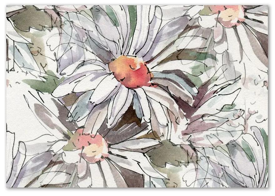 Fotoobraz sklenený na stenu do obývačky Harmanček pl-osh-100x70-f-89546275