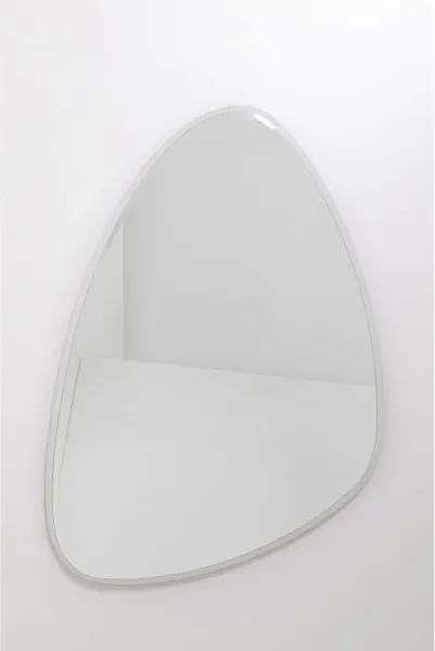 KARE DESIGN Zrkadlo Jetset strieborná 83x56 cm