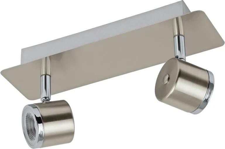 Eglo Eglo 93694 - LED bodové svietidlo PIERINO 2xLED/5W/230V EG93694