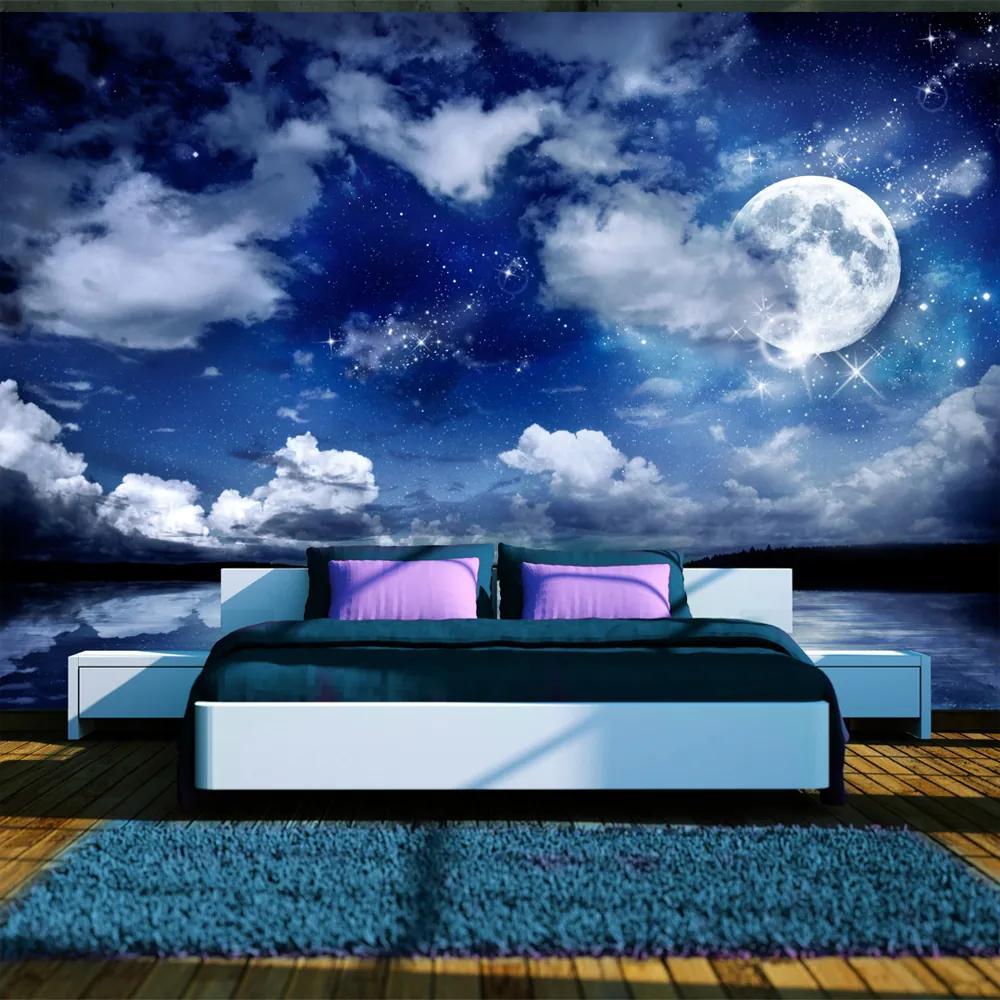 Fototapeta Bimago - Magic night + lepidlo zadarmo 200x140 cm