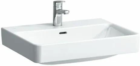 Umývadlo Laufen Pro S 60x46,5 cm otvor pre batériu uprostred 1696.3.000.104.1