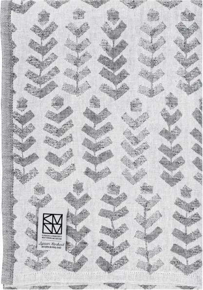 Uterák Ruusu, sivý, Rozmery  95x180 cm Lapuan Kankurit