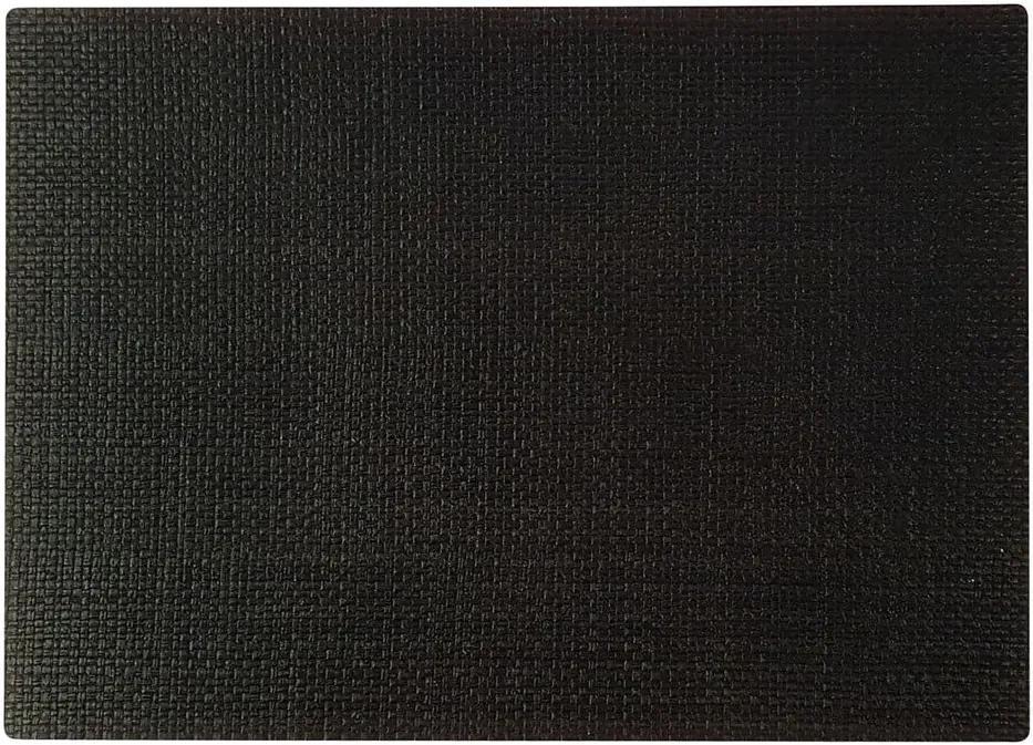 Čierne prestieranie Saleen Coolorista, 45 × 32,5 cm