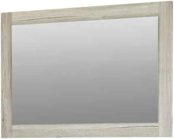 Sconto Zrkadlo PORTLAND dub pieskový
