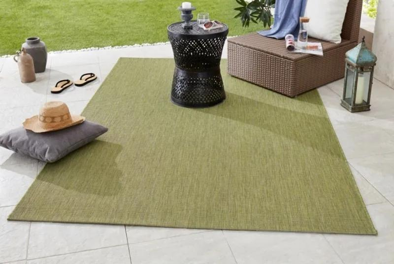 Hanse Home Collection koberce Kusový koberec Meadow 102726 grün - 80x150 cm