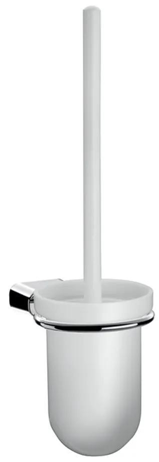 Emco Logo 2 - Sada WC kefy, chróm 301500102