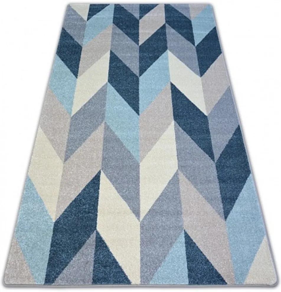Kusový koberec Jode modrý, Velikosti 160x220cm