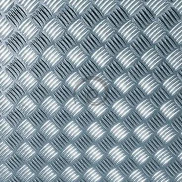 Samolepiaca fólia 210-0060 Riffelblech strieborná vysoký lesk 45cmx10m