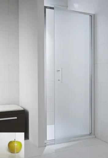Sprchové dvere 80x195 cm Jika Cubito Pure chróm lesklý H2542410026681