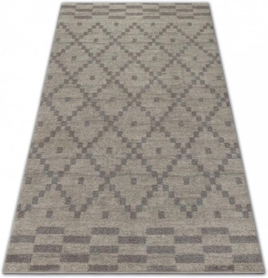 Kusový koberec Abir béžový, Velikosti 120x170cm