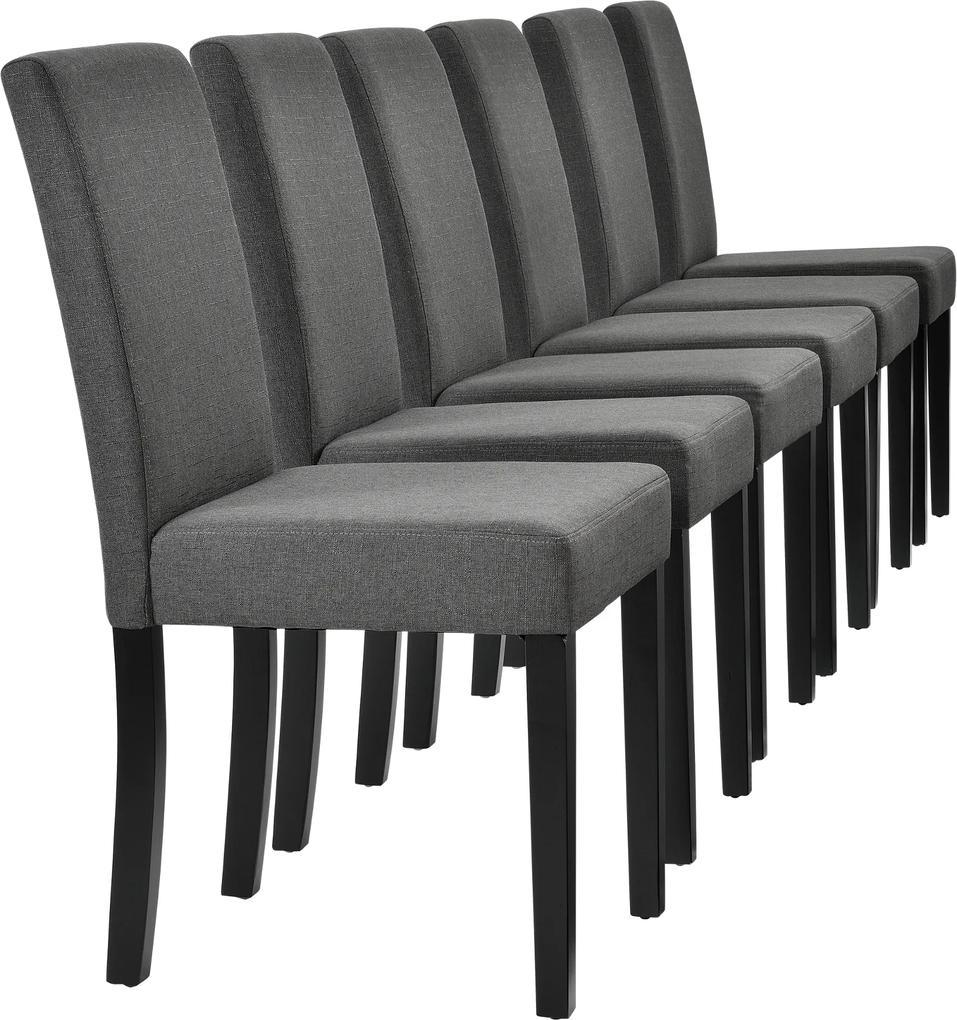d228f9730ab3f en.casa]® Štýlová čalúnená stolička HTMY-9707 - 6 ks sada | Biano