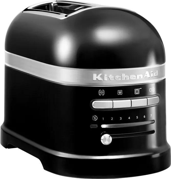 KitchenAid Artisan Toaster KMT2204, čierny