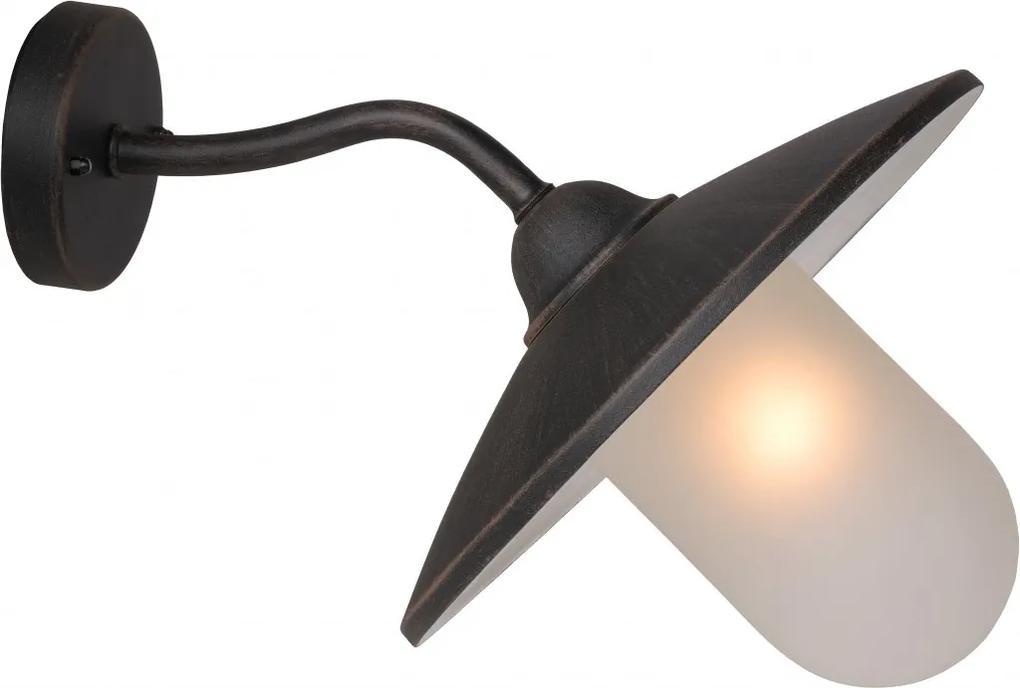 vonkajšie nástenné svietidlo lampa Lucide ARUBA 1x60W E27