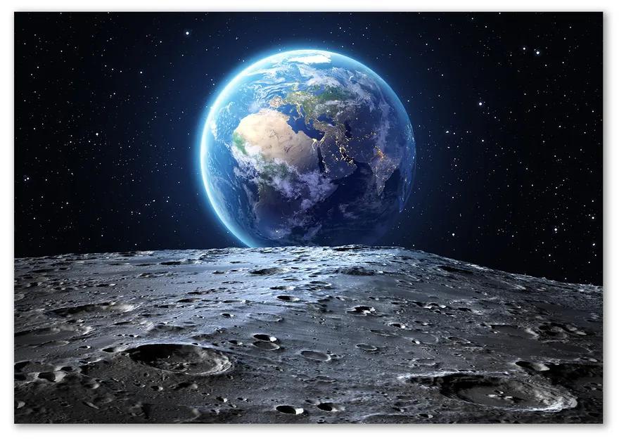 Foto-obraz fotografie na skle Planéta Zem pl-osh-100x70-f-80974696