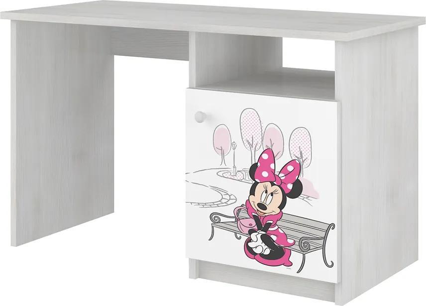 DO Minnie Paris detský písací stôl