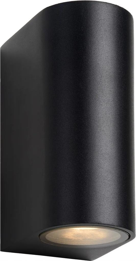 LED vonkajšie nástenné svietidlo Lucide ZORA-LED 2x5W GU10
