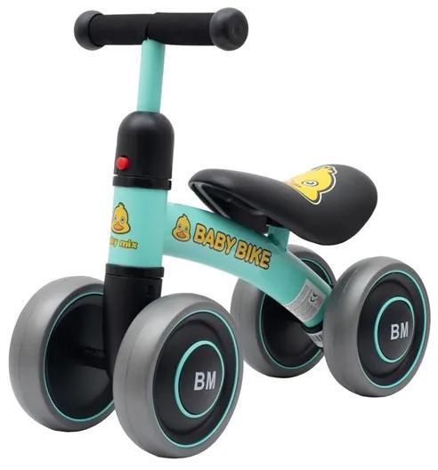 BABY MIX   Nezaradené   Detské odrážadlo Baby Mix Baby Bike green   Zelená  