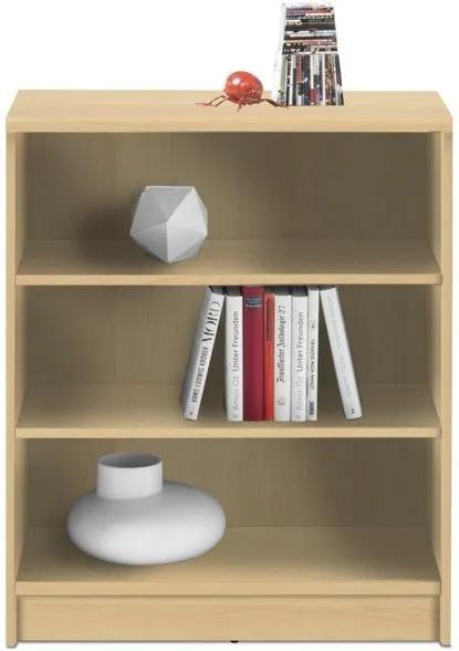 Sconto Regál/knižnica OPTIMUS 35-002 buk