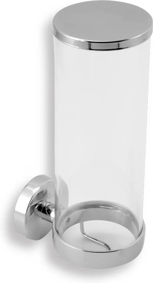 Novaservis Metalia 11 0172,0 zásobník na kozmetické tampóny