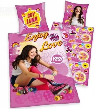 Obliečky Soy Luna pre deti