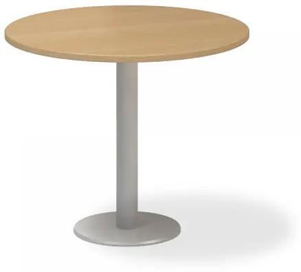 Konferenčný stôl ProOffice priemer 90 x 74,2 cm buk