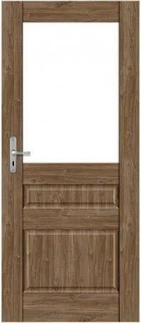 PerfectDoor Komplet ELEGANT 1 (dvere,zárubňa,kľučka)