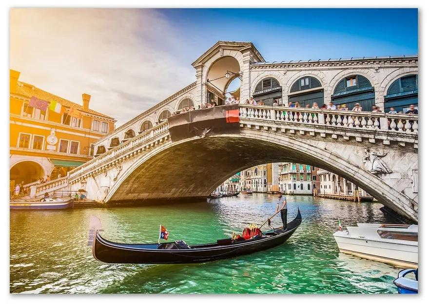 Foto obraz sklo tvrdené Benátky Taliansko pl-osh-100x70-f-93834632