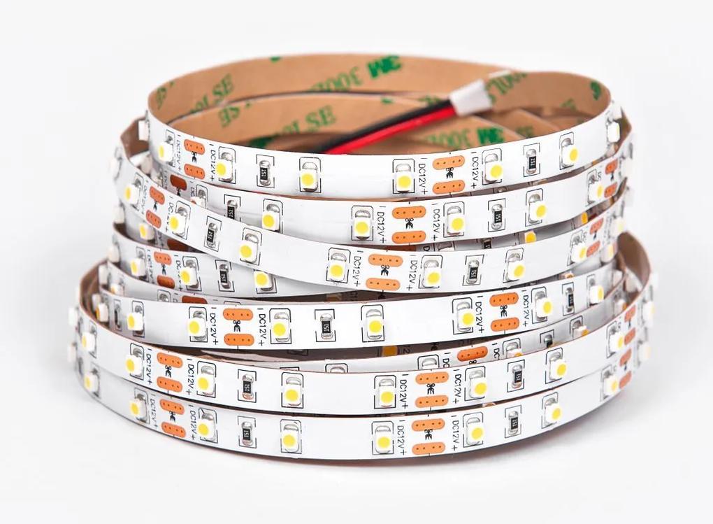 LED Solution UV LED pásik 4,8W/m 12V bez krytia IP20 07801