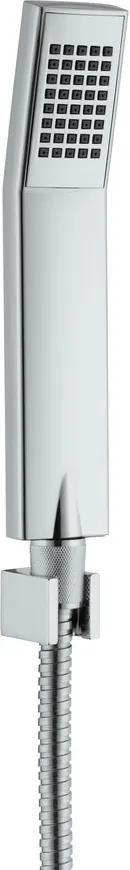 Sapho Abra SET1101 sprchový set, pevný držiak, chróm