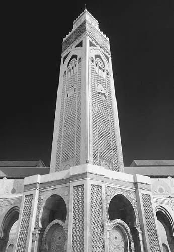 Luxusné vliesové fototapety, rozmer 186 cm x 270 cm, Casablanca, P+S International CL88B