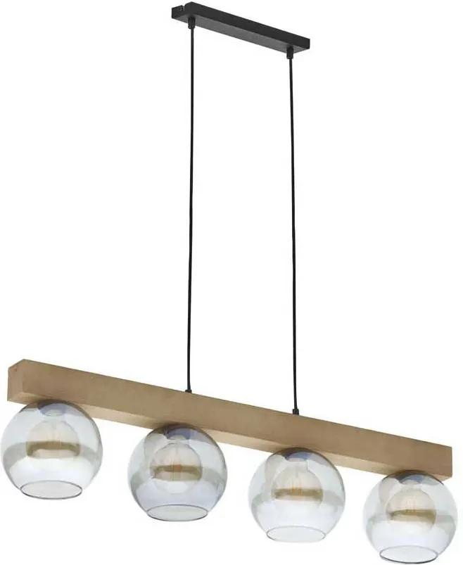 TK Lighting ARTWOOD GLASS 4255