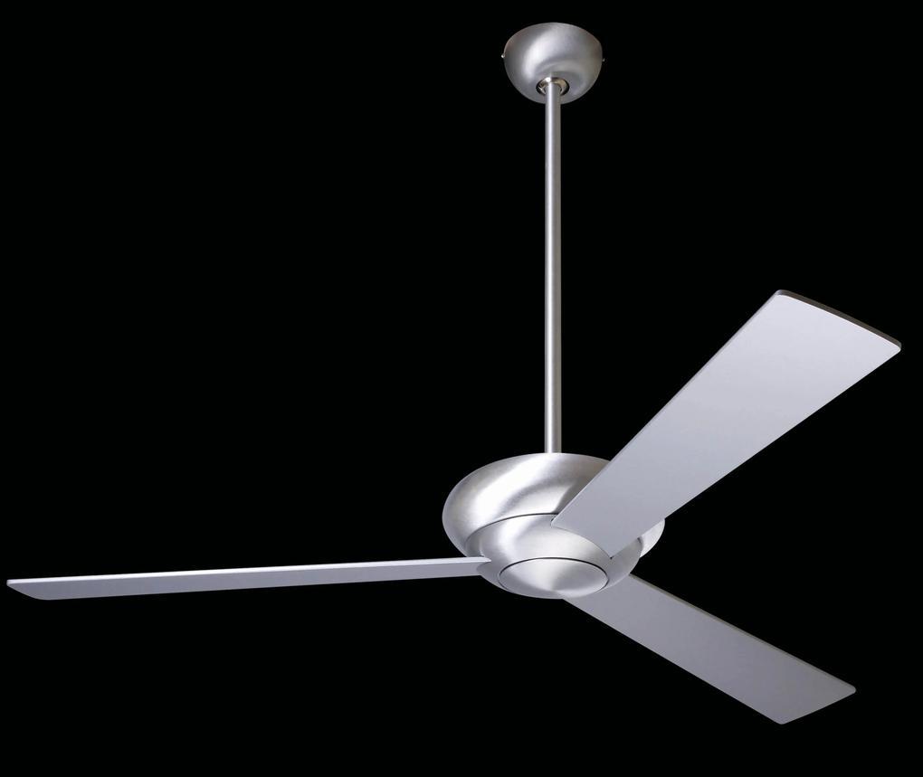 """MODERN FAN EU ALTUS ALT-BA52WH270 52"""" leštený hliník/biela Reverzný stropný ventilátor"""