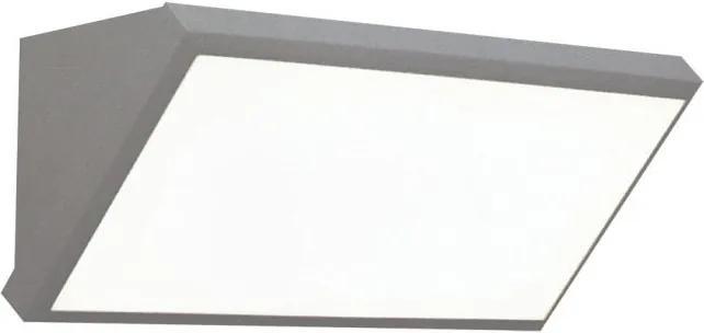 V-Tac LED Vonkajšie nástenné svietidlo 1xLED/12W/230V IP65 4000K VT0134