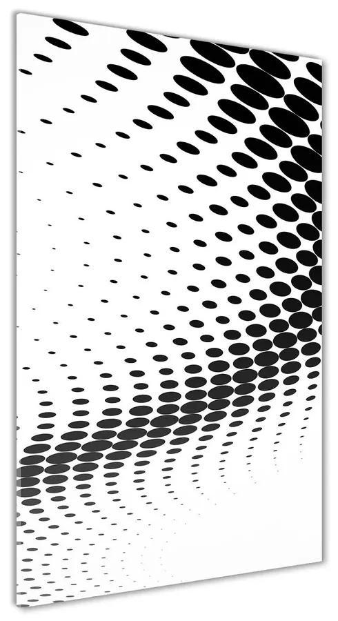Foto obraz akrylové sklo Geometrické pozadie pl-oa-70x140-f-82569843