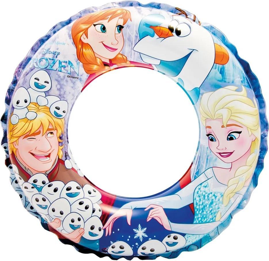 Detský nafukovací kruh Frozen