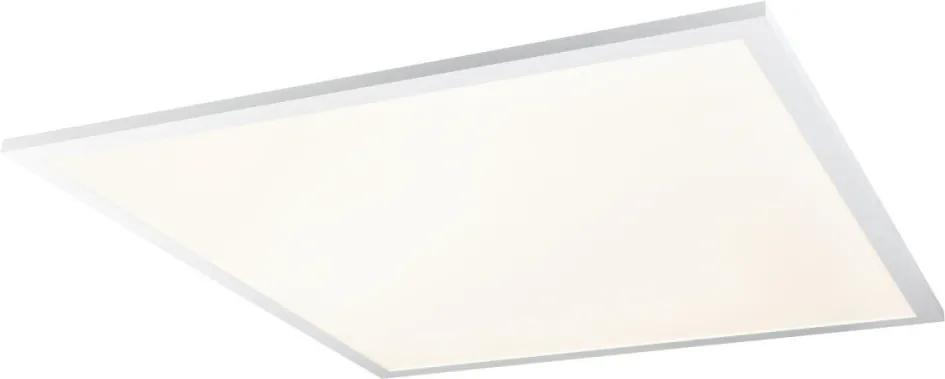 Globo 41604D6RGB LED Panely ROSI biely hliník RGB LED - 1 x 48W 4000lm IP20 A