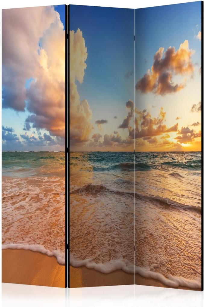 Paraván - Morning by the Sea [Room Dividers] 135x172