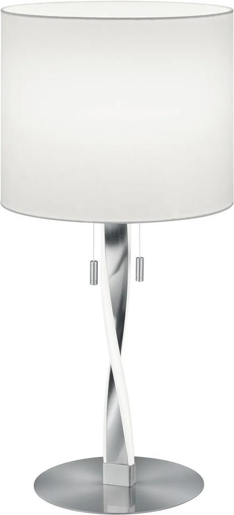 TRIO 575310307 Nandor stolové svietidlo LED 2x3W 300lm 3000K