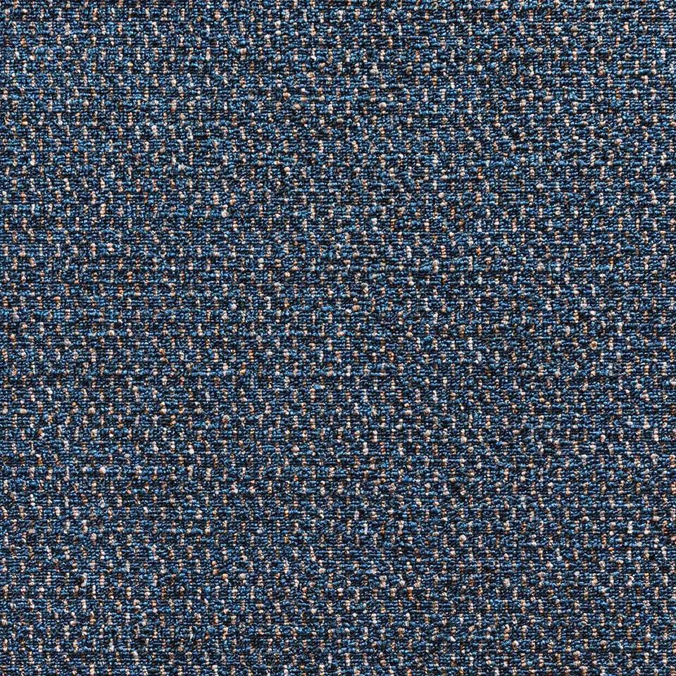 Metrážny koberec RUBIN modrý - 400 cm
