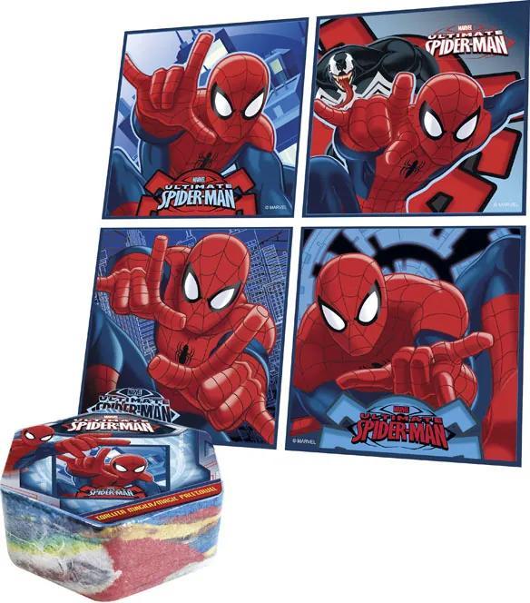 EUROSWAN Magický uterák Spiderman Bavlna - Froté, 30/30 cm