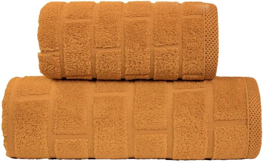 Uterák Brick kurkuma žltá