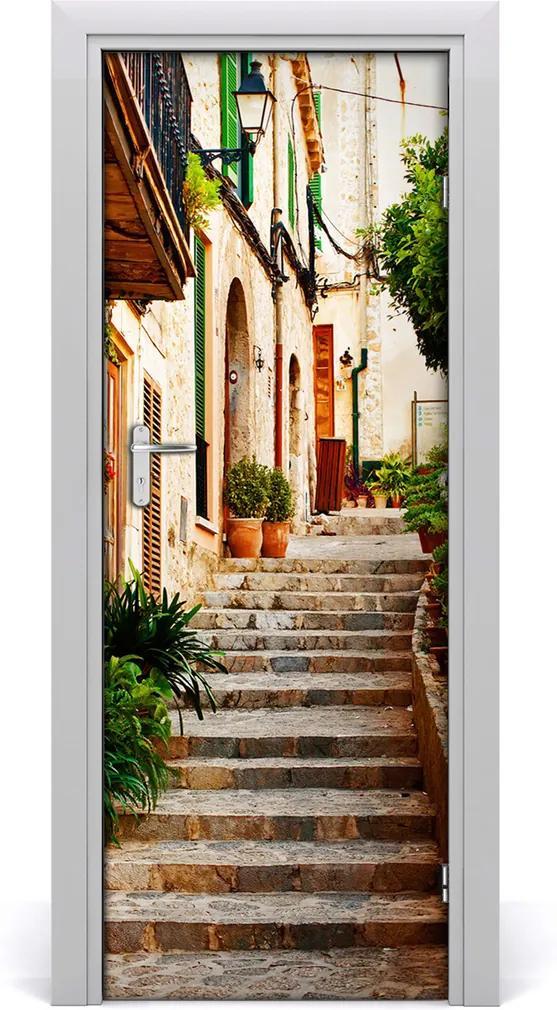 Fototapeta samolepící dveře Španělsko uličky