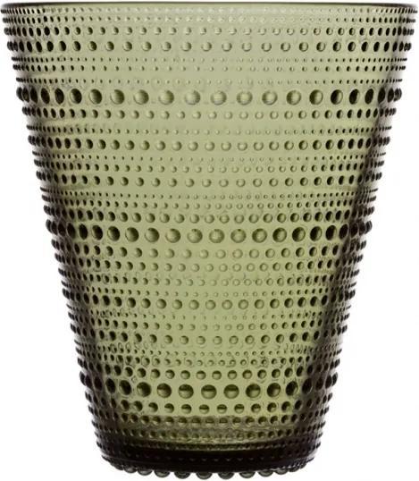 Váza Kastehelmi 154mm, machová Iittala
